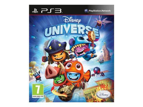 PS3 Disney Universe