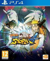 PS4 Naruto Ultimate Ninja Storm 4 (nová)