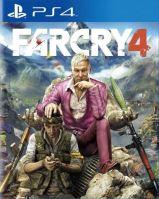 PS4 Far Cry 4 (CZ)