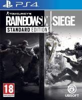 PS4 Tom Clancys Rainbow Six Siege (CZ) (nová)