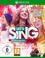 Xbox One Let'Sing 2017 German Hits