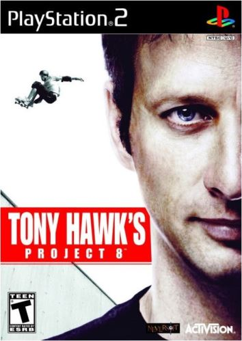 PS2 Tony Hawks Project 8 (DE)