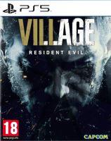 PS5 Resident Evil Village (nová)