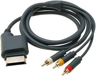 [Xbox 360] SLIM AV Kábel