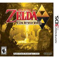 Nintendo 3DS The Legend of Zelda: A Link Between Worlds (nová)