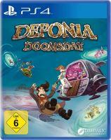PS4 Deponia Doomsday (nová)