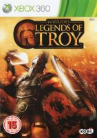 Xbox 360 Warriors Legends Of Troy