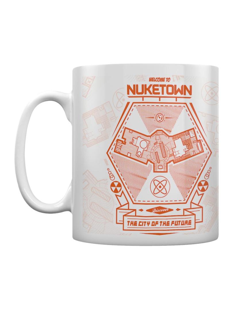 Hrnček Call of Duty Nuketown (nový)