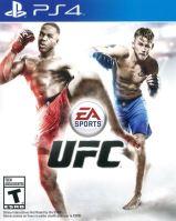 PS4 EA Sports UFC
