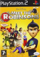 PS2 Meet The Robinsons