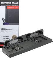 [PS4] Multifunkčný chladiaci stojan s nabíjačkou PS4 FAT (nový)