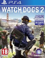 PS4 Watch Dogs 2 (CZ) (nová)