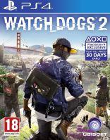 PS4 Watch Dogs 2 (CZ)