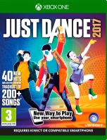 Xbox One Kinect Just Dance 2017 (nová)
