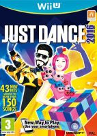Nintendo Wii U Just Dance 2016 (nová)