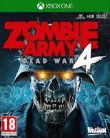 Xbox One Zombie Army 4: Dead War (nová)