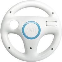 [Nintendo Wii] Wheel - biela (nová)