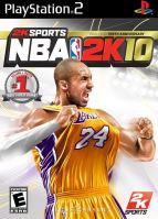 PS2 NBA 2K10 2010