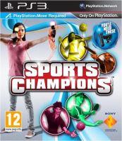 PS3 Sports Champions (bez obalu)