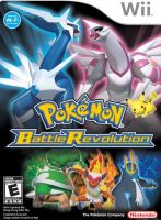 Nintendo Wii Pokémon Battle Revolution