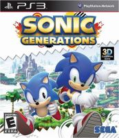 PS3 Sonic Generations (nová)