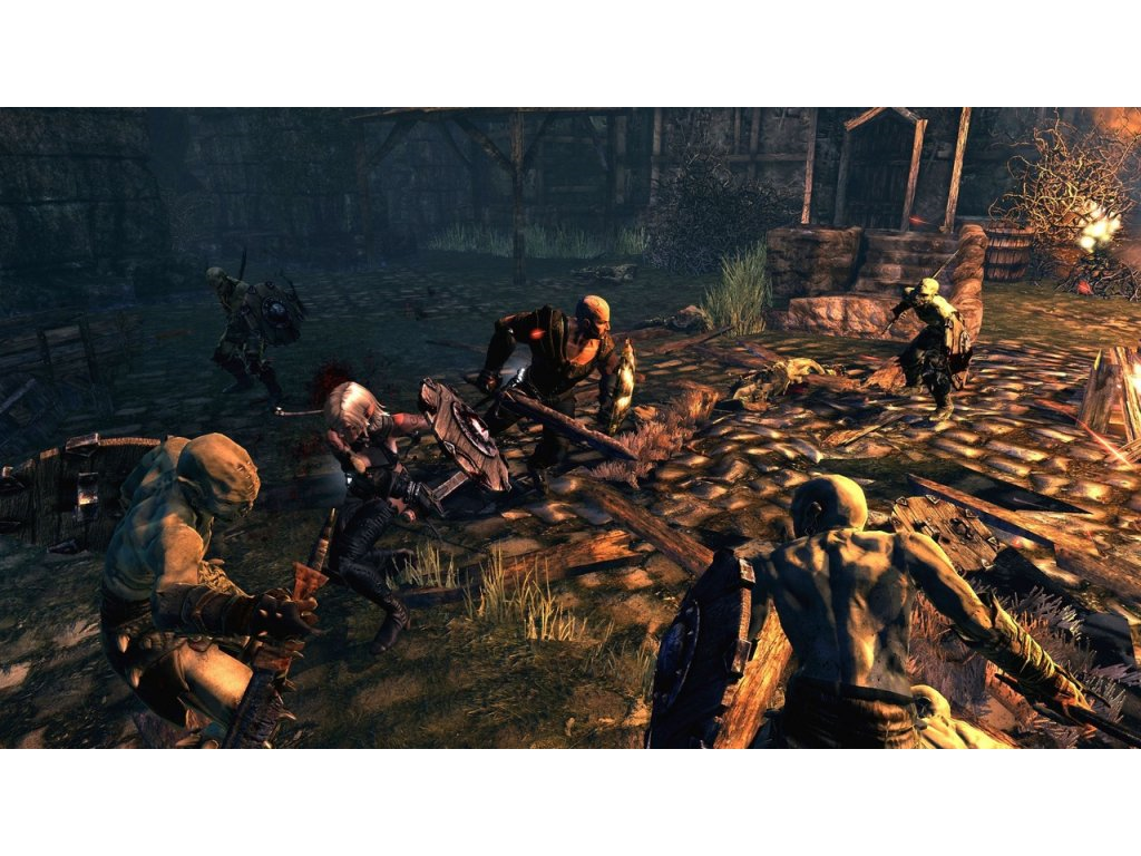 PS3 Hunted - The Demons Forge