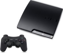 PlayStation 3 Slim 120/160 GB (A)