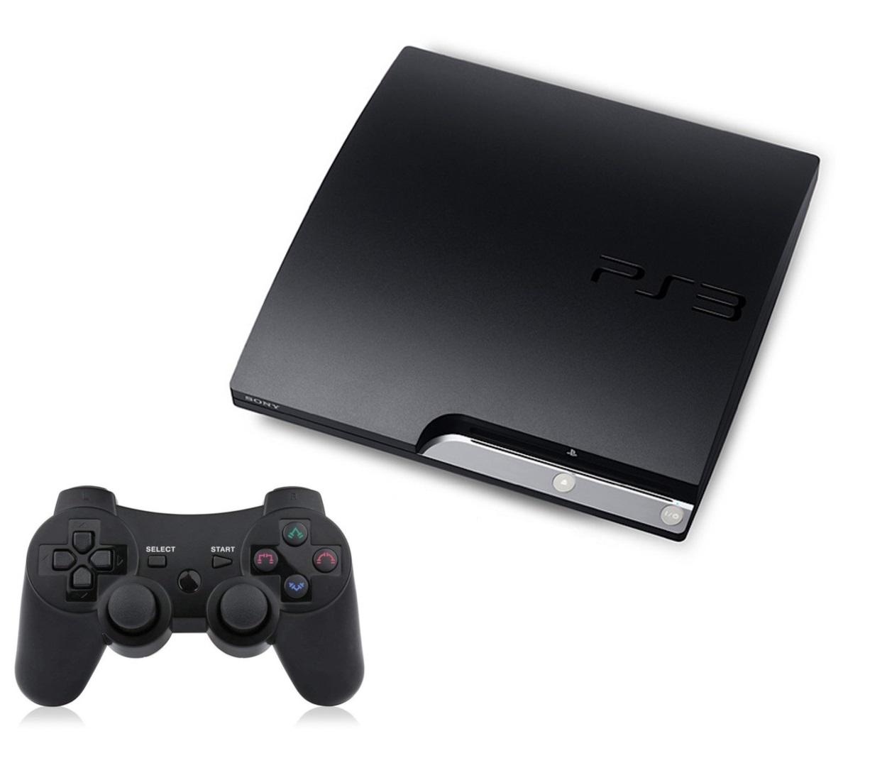 PlayStation 3 Slim 250/320 GB