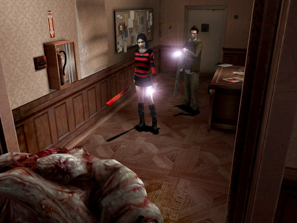 Nintendo Wii Obscure 2