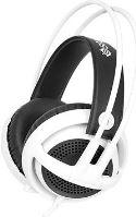 [PS4 | PC] Headset SteelSeries Siberia v3 - biela (estetická vada)