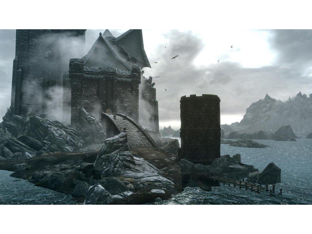 PS3 The Elder Scrolls 5 Skyrim - Legendary Edition (DE)