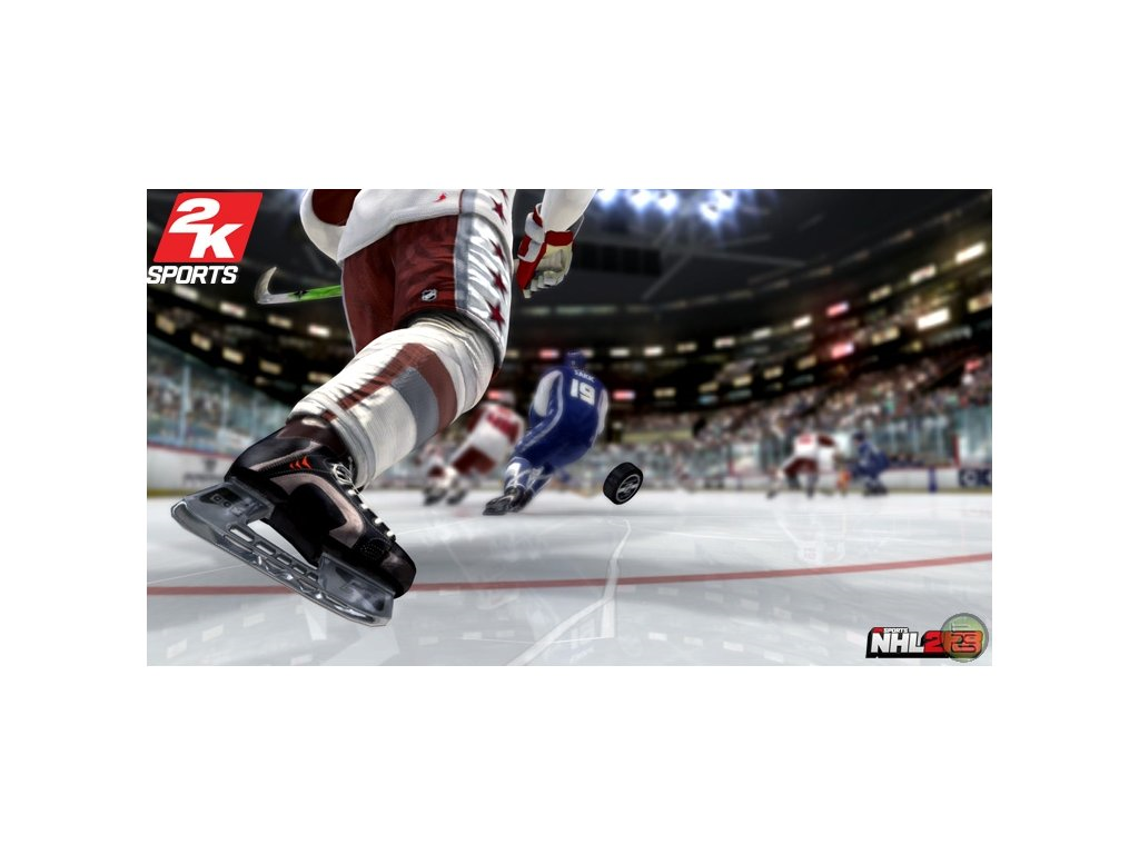 Xbox 360 NHL 2K8 2008
