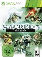 Xbox 360 Sacred 3 First Edition (nová)