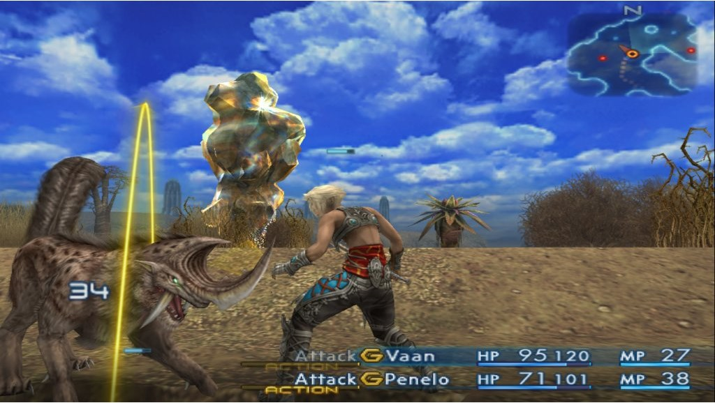 PS2 Final Fantasy XII (DE)