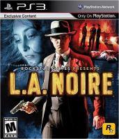 PS3 LA Noire