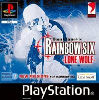 PSX PS1 Tom Clancy's Rainbow Six: Lone Wolf