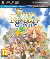 PS3 Rune Factory Oceans