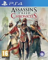 PS4 Assassins Creed Chronicles (CZ) (nová)