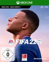 Xbox One Fifa 22 (CZ) (Nová)
