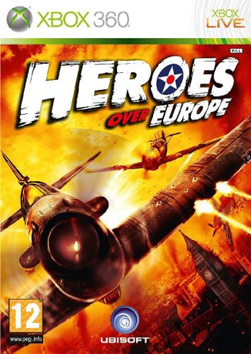 Xbox 360 Heroes Over Europe