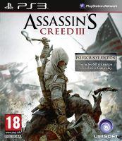 PS3 Assassins Creed 3 (CZ)