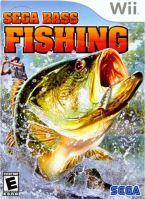 Nintendo Wii Sega Bass Fishing