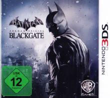 Nintendo 3DS Batman Arkham Origins Blackgate (nová)