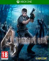 Xbox One Resident Evil 4 (nová)