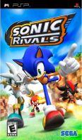 PSP Sonic Rivals