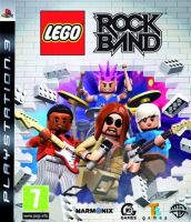 PS3 Lego Rock Band (nová)