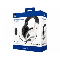 [PS4] Stereo Gaming Headset - biely (nový)
