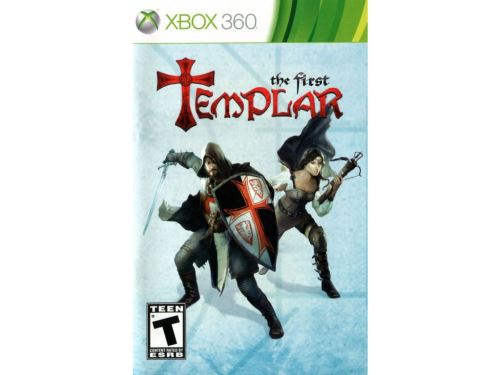 Xbox 360 The First Templar