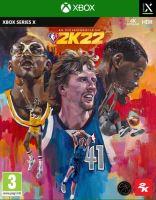 Xbox Series S/X NBA 2K22 75th Anniversary Edition (nová)