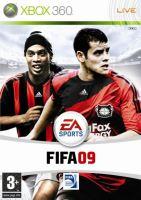 Xbox 360 FIFA 09 2009 (CZ)